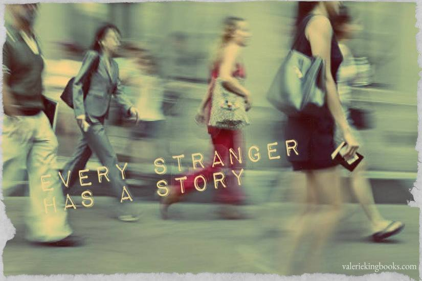 EveryStrangerHasAStory